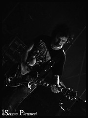 Piero Pel @ Atlantico Live (LaPiratessa) Tags: show italy rome roma rock li luca concert tour live aprile piero federico ciccio castellano giacomo atlantico 2014 sago martelli identikit pel litfiba sagona causi