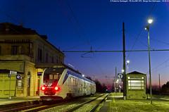 Rush Hour (Federico Santagati) Tags: blue md san diesel blu rush hour ora cuneo borgo 501 studenti 079 minuetto aln501 dalmazzo