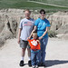 "South Dakota: Marie '76 and Paul Waters '79 traveled with their grandson, Eli Meadows, to the Badlands. • <a style=""font-size:0.8em;"" href=""http://www.flickr.com/photos/49650603@N07/13929275330/"" target=""_blank"">View on Flickr</a>"