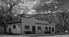 Rural Bar (RiverBearPhoto) Tags: bar clouds rural photo inn nevada jackson nv leon tavern isolated denio riverbear