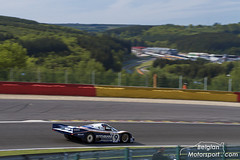 Porsche 956C (belgian.motorsport) Tags: auto classic c group racing historic peter event porsche circuit spa francorchamps 2014 youngtimer groupc rothmans 956c