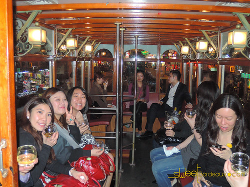 Tram Party in Hong Kong - Avril 2014