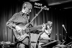 Hot Jazz Club - Bill Evans Soulgrass (grzegorzmielczarek) Tags: jazz musik konzert mnster billevans hotjazzclub