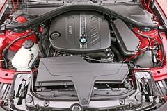 BMW 320D engine (mzturbocharger) Tags: red car speed engine bmw modification modify 320d bmw320d
