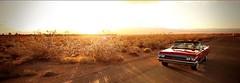 California Sunrise (Pennan_Brae) Tags: california buick convertible skylark