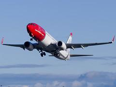 Norwegian 737-800 LN-DYG (Kristoffer K R) Tags: enbr flesland fly bgo boeing lndyg 737 737800 jennylind