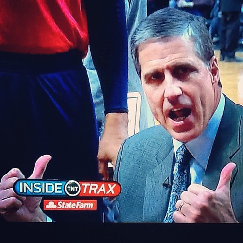Who's got 2 thumbs up & thinks the #Wizards can win? This #WittmanFace.