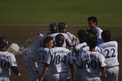 DSC05274 (shi.k) Tags: 横浜ベイスターズ 140601 イースタンリーグ 平塚球場 サヨナラ勝ち