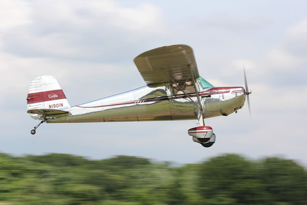 The World's newest photos of cessna and cessna120 - Flickr
