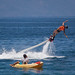 Some kind of Extreme Water Sport in Puerto Vallarta, Mexico