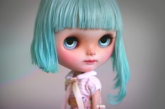 Annabelle's pretty eyes