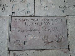 Humphrey Bogart hand prints (1946), Hollywood (Paul-M-Wright) Tags: california usa los hand theatre angeles united sid chinese hollywood prints bogart humphrey states graumans 1946 grauman tclchinesetheatre