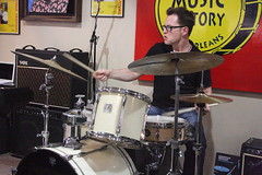 Stanton Moore Trio (2014) 01 - Stanton Moore