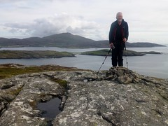 Martin On Am Meall (Dugswell2) Tags: vatersay p96 ammeall subhump