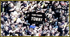 Tommy Hafey pre-game tribute (Seb Ian) Tags: black sports sport yellow football tiger australian australia richmond vale tigers tribute footy australianfootball aussierules mcg afl yellowandblack rfc australianrules yellowblack foxfooty richmondfootballclub aussiefootball hafey aussiefooty tomhafey