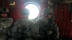 20140607-Z-Clark-010 (New York National Guard) Tags: 3rdbattalion det1 2ndbattalion senecaarmydepot nysoldiersofdeltacompany 108thinfantryfromithaca hadtheuniqueopportunitytotrainwithtwoch47chinookhelicoptersandtheircrewsfrombravocompany 126thaviationoutofrochesterthetrainingtookplaceatsenecaarmydepotlocatedintheheartofthefingerlakesbetweensenecaandcayugalakesnewlytrainedpathfinderandairassaultsoldierstrainedthecompanyonhowtoslingloadthecodup theflightcrewsverifiedtheloadsandgaverehearsalsfortheloadingandunloadingtheaircrafteachofthetrainedhookupcrewsrotatedthroughhookingtheslingloadsupandthechinooksflewashortpatternwiththe5 000lbsand12 000lbshumveeseachofthefourassaultplatoonsincodwereflownaroundcanandaiguaandkeukalakeswhileaboardthehelicoptercaptclarkwasabletopromotespcjoshuameriwethertosergeant