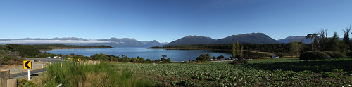 Fotostop auf Neuseelands Südinsel