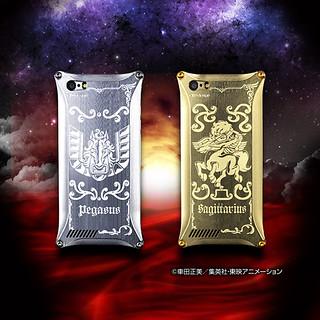 燃燒吧小宇宙!最強防禦聖衣手機殼誕生!