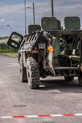 VAB (Eric Gillardin-Thomas) Tags: france milan char militaire ouverture arme drone soldats chasseurs vhicule rgiment blinds armement thierville