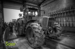 Fendt Favorit 920 Vario Black & White (LandtechnikSaarHD) Tags: agriculture 920 favorit reiff fendt vario landtechnik