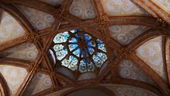 Recinte Modernista de Sant Pau (Barcelona) (tgrauros) Tags: barcelona art architecture arquitectura catalonia catalunya catalua modernisme catalogne patrimoni katalonia llusdomnechimontaner cataloni katalnsko recintemodernistadesantpau santpaurecintemodernista centredeconeixement