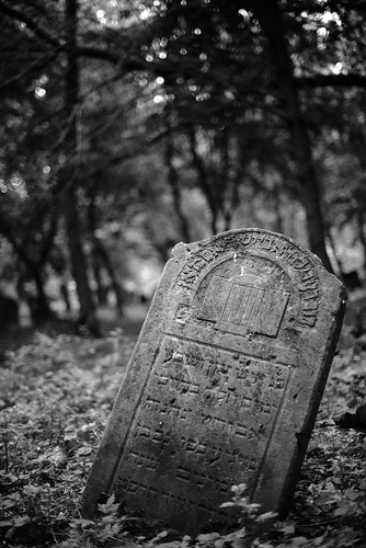 Lonely Tombstone