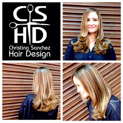 "bronde/flamboyage coloring technique • <a style=""font-size:0.8em;"" href=""http://www.flickr.com/photos/69107011@N07/14294214314/"" target=""_blank"">View on Flickr</a>"