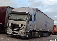 Transskap (PL) (Brayoo) Tags: tractor truck transport lorry trucks trans lkw tir camoin camioin