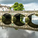 Mathew Bridge joins Georges Quay to Charlottes Quay in Limerick