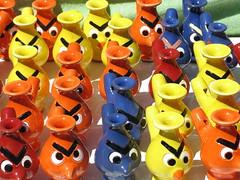Colores en la Feria de Alfarería - Formas nuevas (Micheo) Tags: spain colours colores granada pottery cerámica alfarería