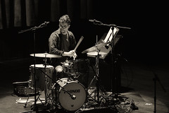 Genís Bagés (Navard) Tags: barcelona drums bcn piano jazz feelings batería contrabajo flauta lauditori esmuc proyectofinal pindio salvadorcabréphotography navardphotography marcomezquida genísbagés juansaiz alexriviriego