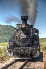 Old steam locomotive still chuggin.. (Mysophie08) Tags: gamewinner challengeyouwinner pregamewinner