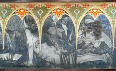 Alfons Mucha (Paris 1900, musée du Petit Palais) (dalbera) Tags: paris artnouveau muséedorsay alfonsmucha muséedupetitpalais dalbera paris1900