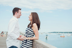 Olivia & Mike. (NEW photography) Tags: portrait love engagement spring nikon couple massachusetts newengland plymouth d90