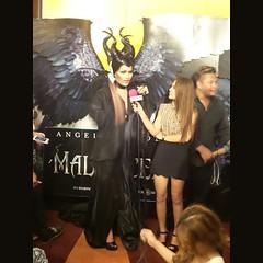 @ying_rhatha Well Well... Thailand Gala Screening #moviepremiere พบกับ หญิง รฐา (ญาญ่าญิ๋ง) ในงานฉายภาพยนตร์ MALEFICENT กำเนิดนางฟ้าปีศาจ รอบปฐมทัศน์ สื่อมวลชน ในวันอังคารที่ 10 มิ.ย.นี้ เวลา 18.00น. ที่โรงภาพยนตร์ พารากอน ซีนีเพล็กซ์ (ด้านหน้าโรงสยามภาวล