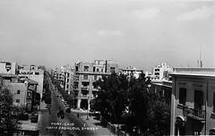 02_Port Said - Safia Zaghloul Street (usbpanasonic) Tags: canal redsea egypt portsaid mediterraneansea egypte  suez egyptians ismailia egyptiens safiazaghloulstreet