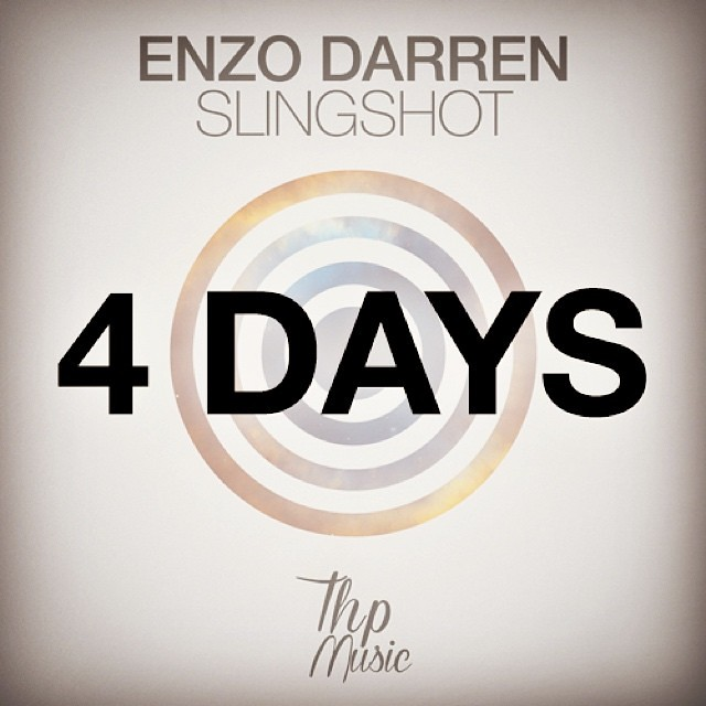 4 days! 'Slingshot' x Beatport (out July 14th)
