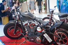 BikeFest 2014 CentralWord, Bangkok (bangkok.charlie) Tags: girl honda thailand pretty bangkok victory thai motorcycle hostess kawasaki pretties bikefest centralword bikefest2014
