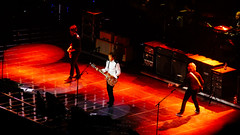 Paul McCartney Out There Tour Chicago 2014 (spablab) Tags: show chicago classic rock paul illinois wings ray fuji tour live brian performance rusty jr pop anderson beatles abe provia mccartney unitedcenter paulmccartney 100f outthere wix wickens laboriel