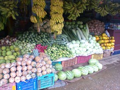 Village Shop in India. (Prof. Shareef) Tags: kerala vegetable wayanad kalpetta wayanadu meppadi