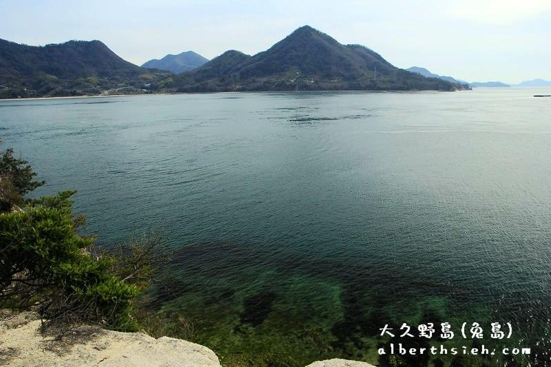 日本廣島.ウサギ島(兔島)