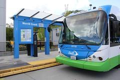 2009 New Flyer DE60A #29708 (busdude) Tags: new bus flyer community ct transit swift motor society rapid brt mbs newflyer communitytransit de60a
