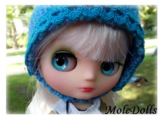 custom middie blythe n.81 by MoleDolls - Carmen