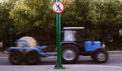 Volzhsky (winzor2007) Tags: road color car sign truck movement wheels  volzhsky alexanderbaranov