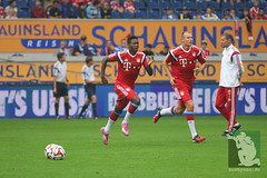 """Vorbereitungsspiel MSV Duisburg vs. FC Bayern Muenchen • <a style=""""font-size:0.8em;"""" href=""""http://www.flickr.com/photos/64442770@N03/14528615139/"""" target=""""_blank"""">View on Flickr</a>"""