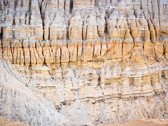 Cliffs and caves (whitworth images) Tags: old nepal rock stone ancient asia desert dry nobody nopeople cliffs erosion caves mustang geology himalaya arid dwelling restrictedarea geologicalfeature uppermustang charang tsarang annapurnaconservationarea skycaves