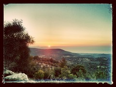 sunset mobile photography phone 4 cyprus lg android nexus... (Photo: elias /./. on Flickr)