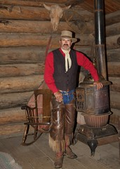 Cowboy Tom (blackhawk32) Tags: horse cowboy wranglers western wyoming cowgirl hideout lodge hideout