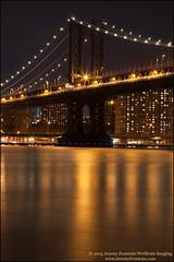 Manhattan Bridge (1909) (jeremy.fountain) Tags: ny brooklyn manhattan manhattanbridge eastriver suspensionbridge brooklynbridgepark kingscountyny newyorkcountyny leonsolomonmoisseiff othnielfosternichols jeremyfountaincom