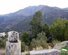 Granada Trevélez - Ruta de las Alpujarras GPS 36.993611, -3.269722 (Elgipiese) Tags: españa andalucía spain andalucia granada andalusia trevelez trevélez rutadelasalpujarras rutashistóricas